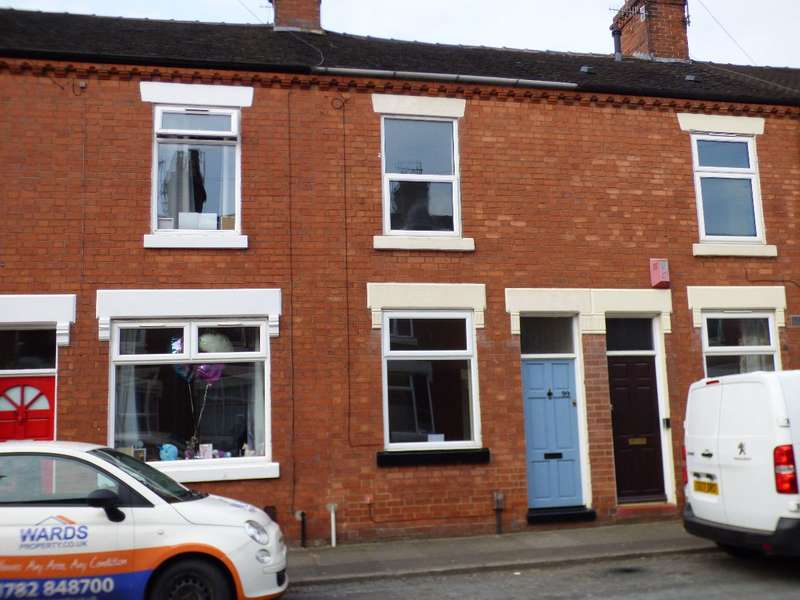 2 Bedrooms Terraced House for rent in Greengates Street, Tunstall, Stoke On Trent, ST6 6DE