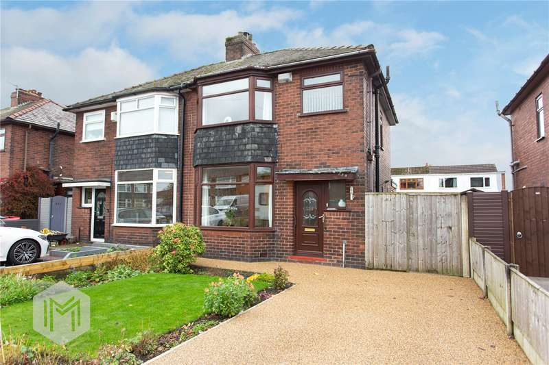 3 Bedrooms Semi Detached House for sale in Church Street, Little Lever, Bolton, BL3