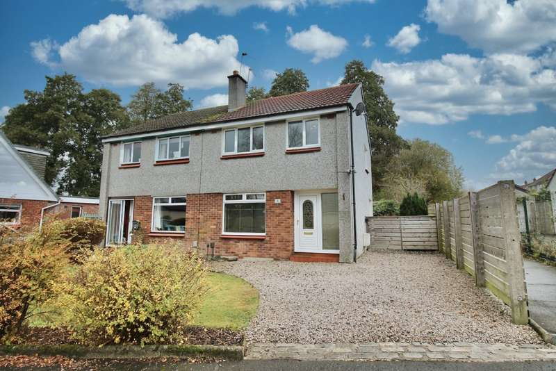 3 Bedrooms Semi Detached House for sale in Hilton Terrace, Bishopbriggs, G64 3HB