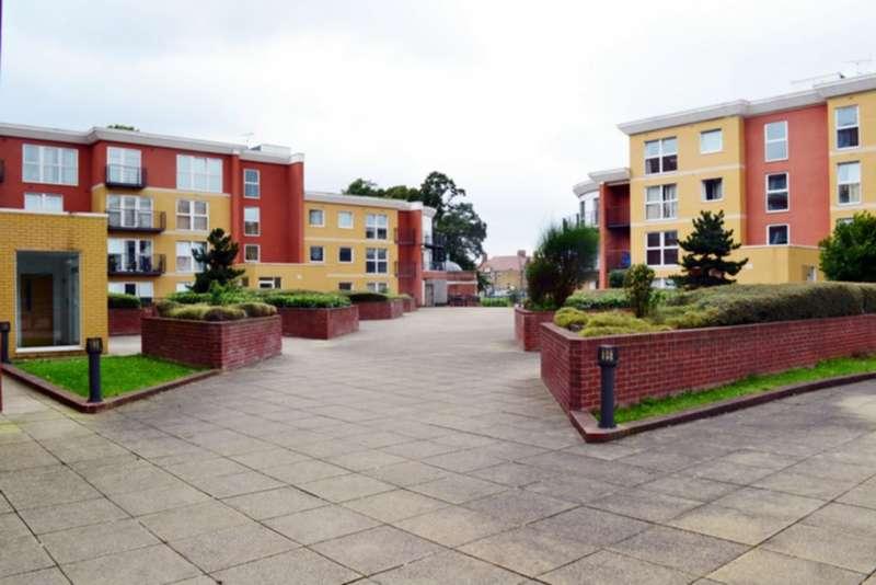 2 Bedrooms Apartment Flat for rent in Memorial Heights, Monarch Way, Newbury Park, IG2