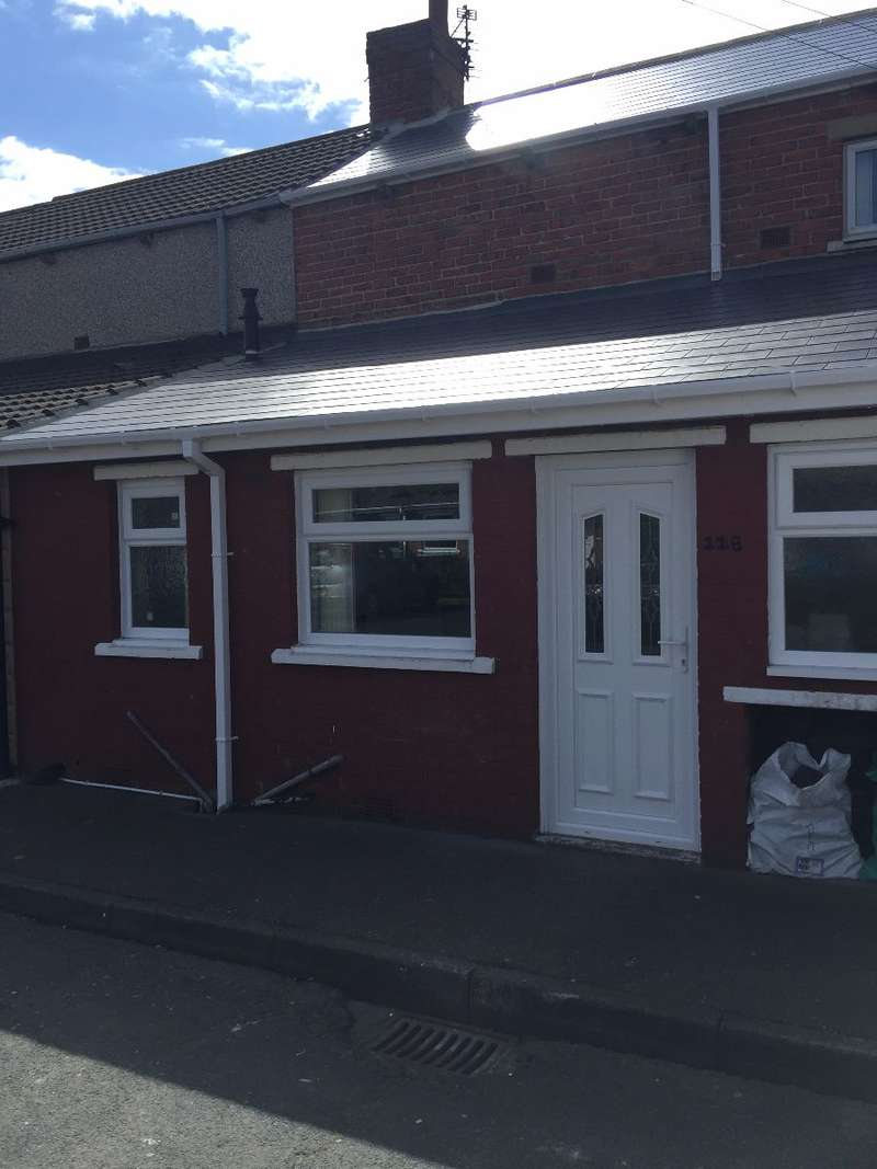 2 Bedrooms Terraced House for rent in Sycamore Street, Ashington,NE63 0HL