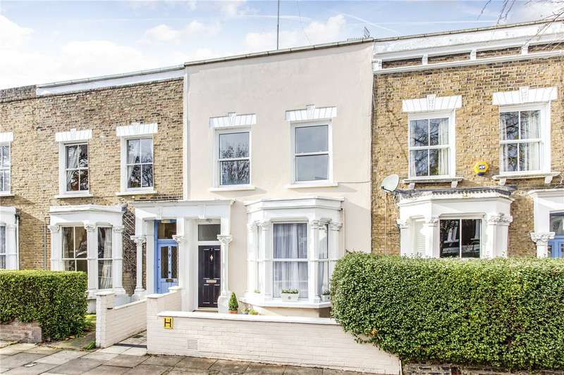 4 Bedrooms Terraced House for rent in Herrick Road, Highbury, N5