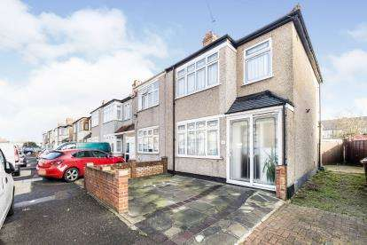3 Bedrooms End Of Terrace House for sale in Dagenham