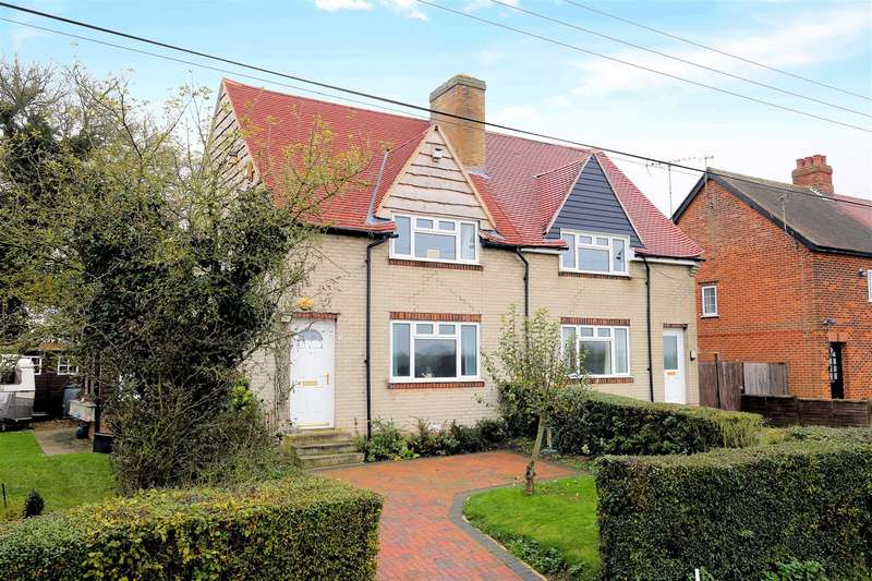 3 Bedrooms Semi Detached House for sale in Mill Lane, Moreton, Ongar