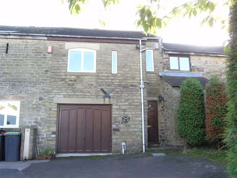 1 Bedroom Terraced House for rent in Hague Street, Glossop, Glossop