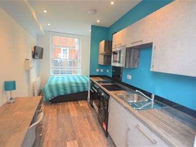 1 Bedroom Property for rent in Silver Street, The Mint Studios