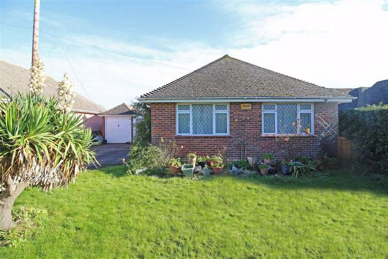 3 Bedrooms Detached Bungalow for sale in Barton On Sea, Hampshire