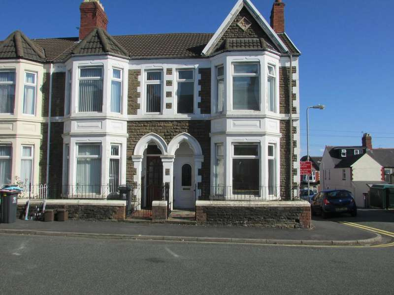 5 Bedrooms Semi Detached House for rent in Tewkesbury Street, CARDIFF