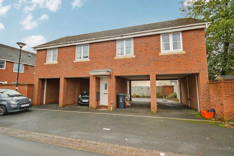 2 Bedrooms Flat for rent in Dorney Road, Oakhurst, Swindon