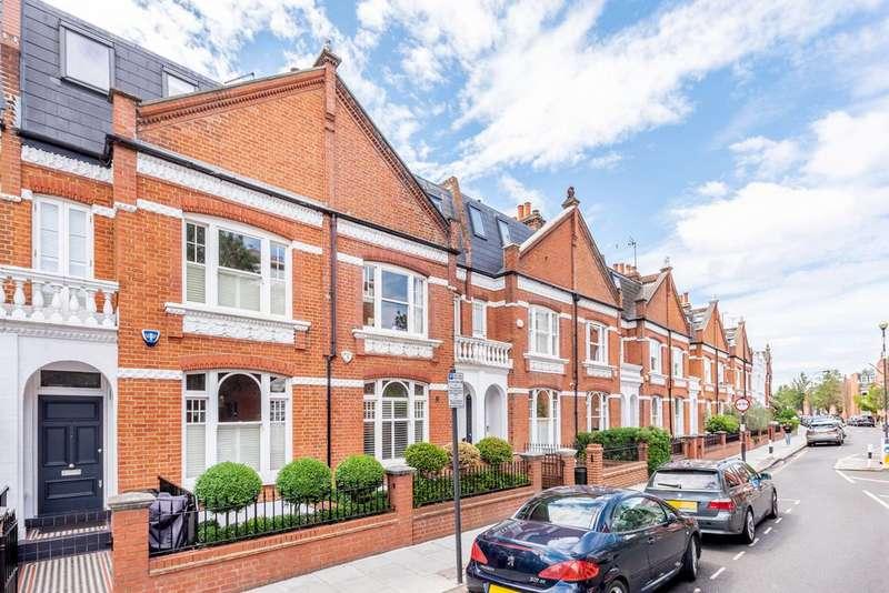 5 Bedrooms House for rent in Studdridge Street, Peterborough Estate, SW6