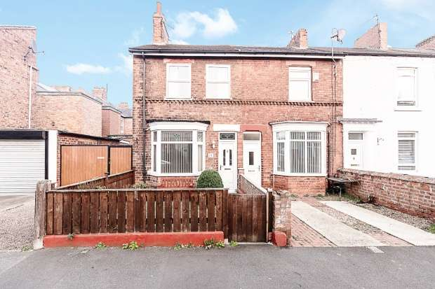 Property for sale in Bright Street, Darlington, Durham, DL1 4EY