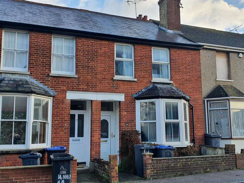 4 Bedrooms Terraced House for rent in North Holmes Road, Canterbury