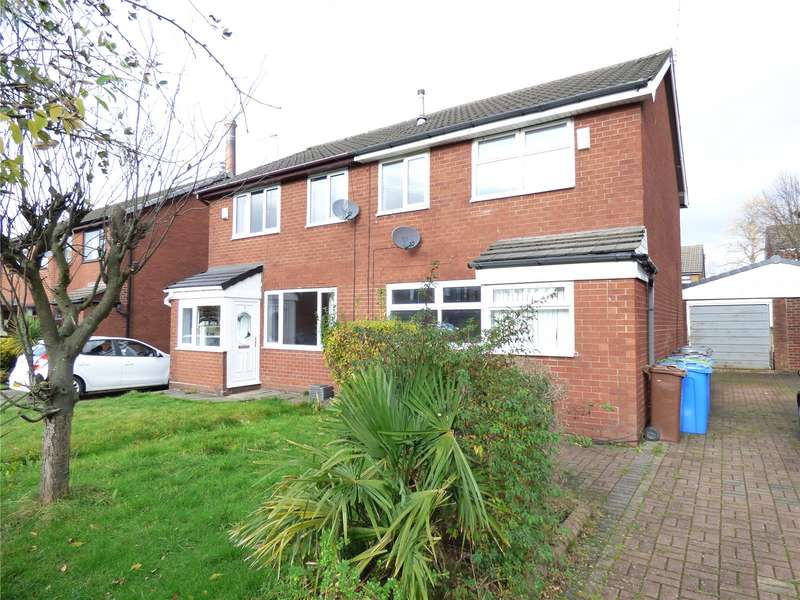 3 Bedrooms Semi Detached House for rent in Falcon Drive, Chadderton, Oldham, Greater Manchester, OL9