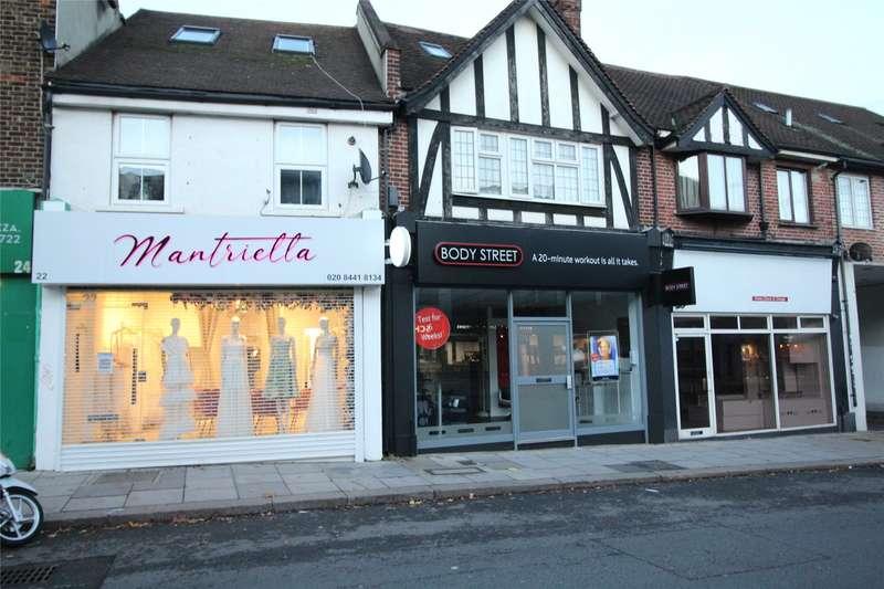 Shop Commercial for sale in High Street, Barnet, Hertfordshire, EN5
