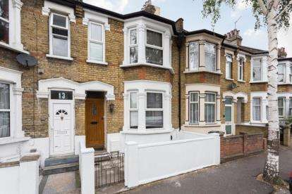 3 Bedrooms Terraced House for sale in Walthamstow, Waltham Forest, London