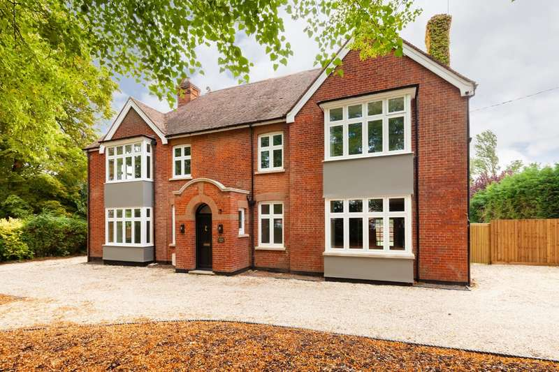 5 Bedrooms Detached House for sale in Haverhill Road, Little Wratting