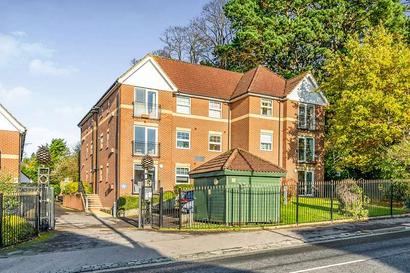 2 Bedrooms Apartment Flat for sale in Woodlands Court, 49 Cobden Avenue, Southampton, Hampshire, SO18