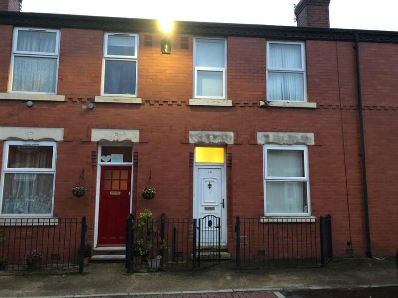 3 Bedrooms Terraced House for sale in Monart Road, Manchester