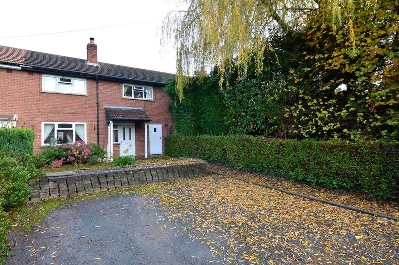 3 Bedrooms Terraced House for sale in Burton Wood, Weobley, Hereford