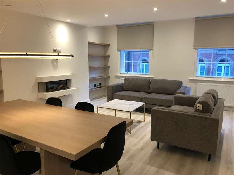 2 Bedrooms Flat for rent in Park Place, Leeds, LS1 2SJ