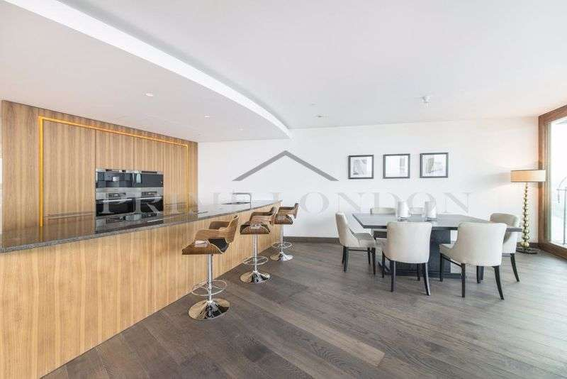 2 Bedrooms Property for rent in The Tower, One St George Wharf, London