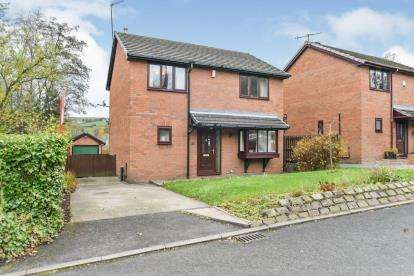 4 Bedrooms Detached House for sale in Church Meadow, Greenfield, Saddleworth, Oldham