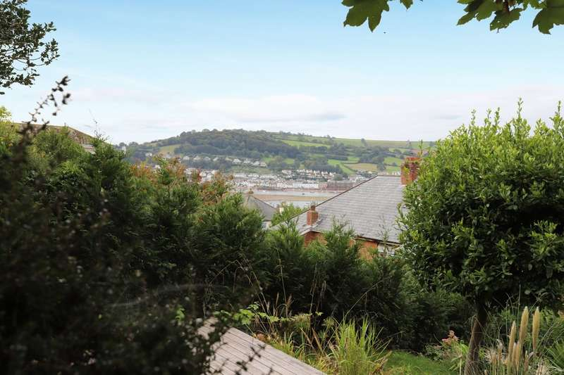 4 Bedrooms Semi Detached House for sale in Coombe Vale Road, Teignmouth