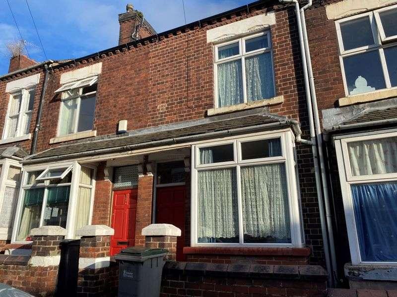2 Bedrooms Property for rent in Harcourt Street, Shelton, Stoke-On-Trent