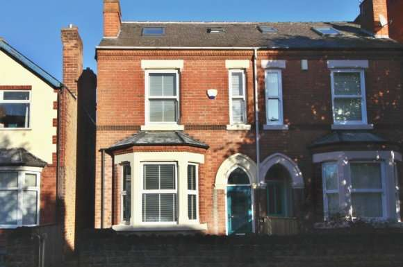 4 Bedrooms Semi Detached House for rent in Trent Boulevard, West Bridgford, NG2
