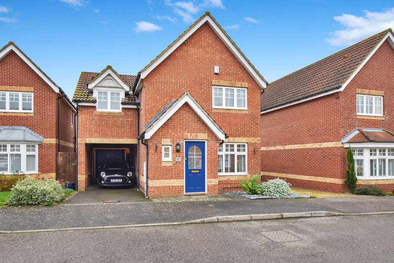 3 Bedrooms Detached House for sale in Emperor Way, Kingsnorth, Ashford