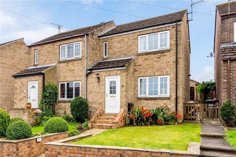 2 Bedrooms Semi Detached House for rent in Meadow Lane, Darley, Harrogate, North Yorkshire