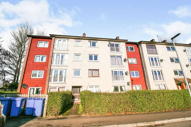 1 Bedroom Flat for sale in Canmore Road, Glenrothes, KY7