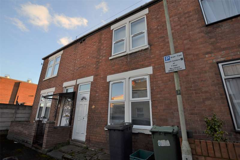 4 Bedrooms End Of Terrace House for rent in Serlo Road, GLOUCESTER, GL1