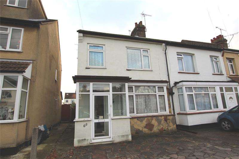 3 Bedrooms End Of Terrace House for sale in Cumberland Avenue, Southend-on-Sea, SS2