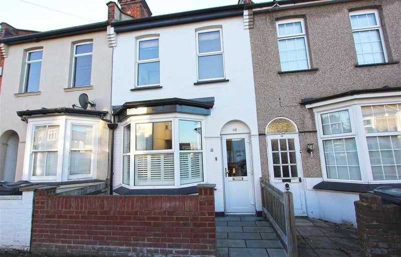 4 Bedrooms Terraced House for sale in Sanderstead Road, South Croydon