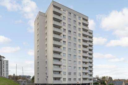 2 Bedrooms Flat for sale in Sherry Heights, Cambuslang, Glasgow, South Lanarkshire