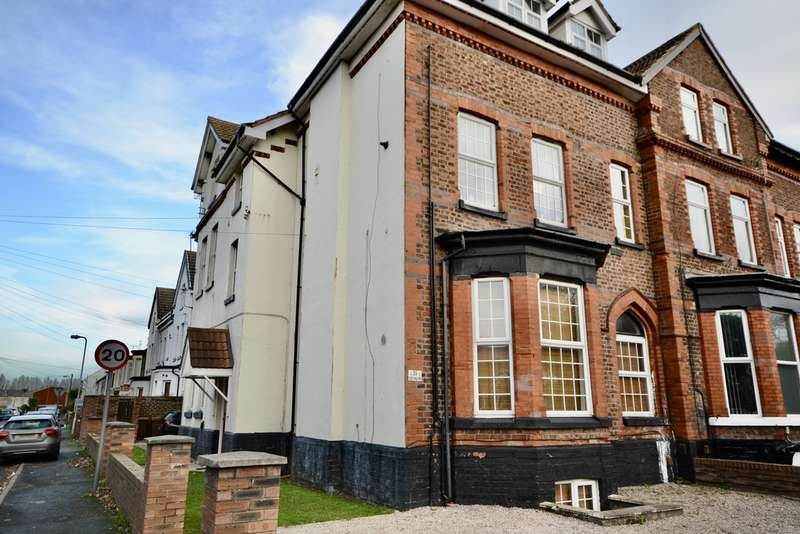 2 Bedrooms Ground Flat for sale in Crosby Road South, Seaforth, Liverpool, L21