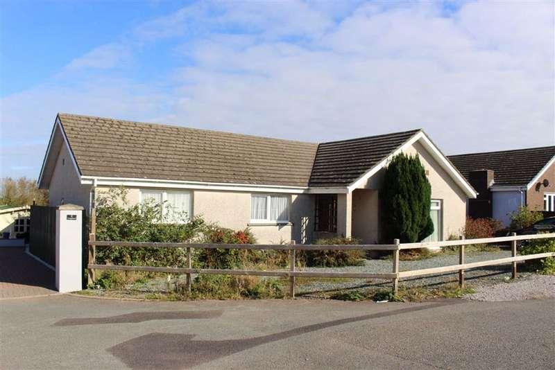 4 Bedrooms Detached Bungalow for sale in Links Drive, Pennar, Pembroke Dock