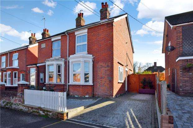 2 Bedrooms Semi Detached House for sale in Stanley Road, Halstead, Halstead