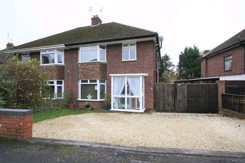 3 Bedrooms Property for sale in Colin Road, Barnwood, Gloucester
