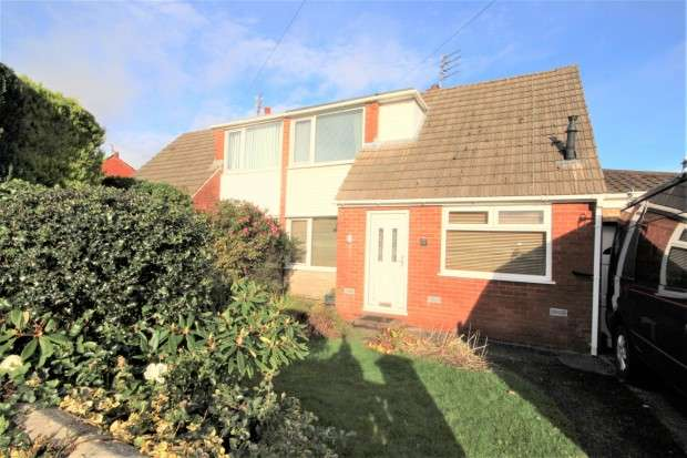 4 Bedrooms Semi Detached House for sale in West Park Lane, Preston, PR2