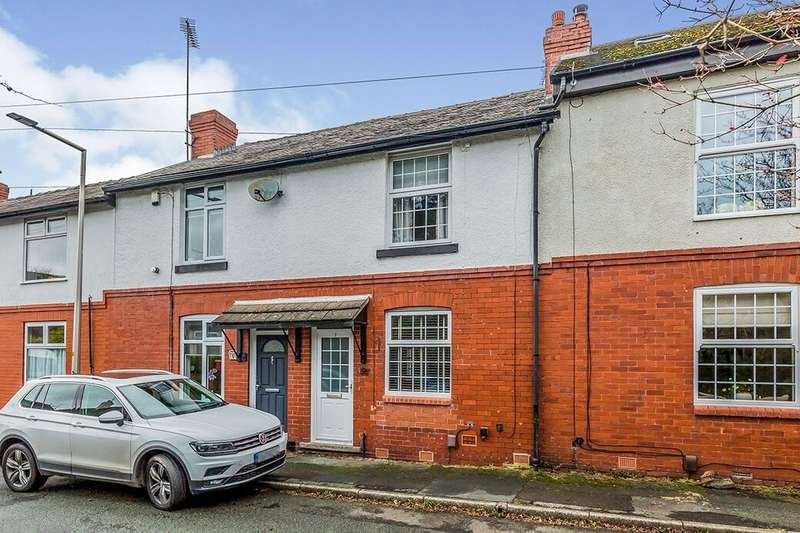 2 Bedrooms Terraced House for rent in East Drive, Marple, Stockport, SK6