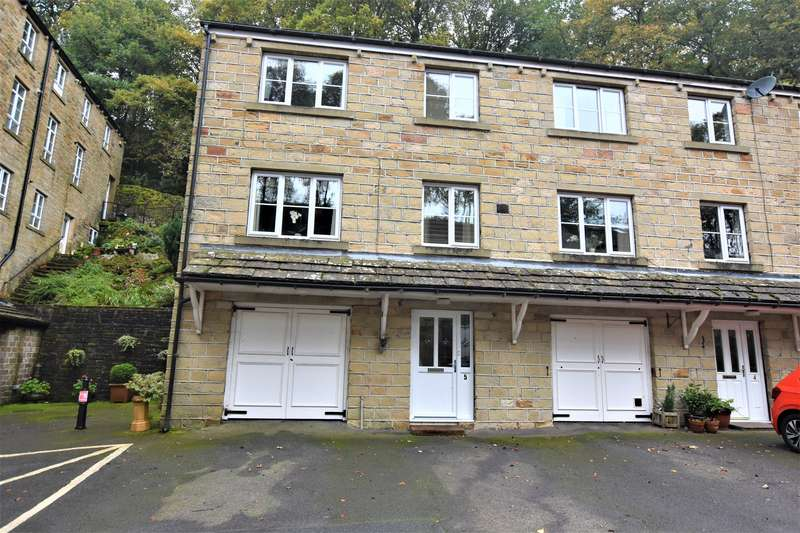 3 Bedrooms Terraced House for rent in Wildspur Grove, New Mill, Holmfirth, HD9
