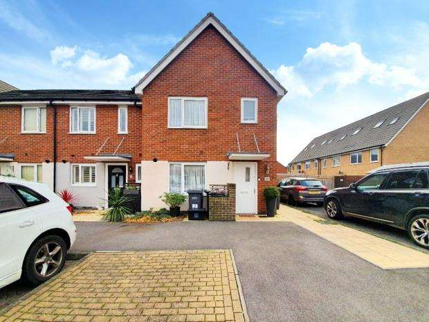 3 Bedrooms End Of Terrace House for sale in Lizard Close, Gosport