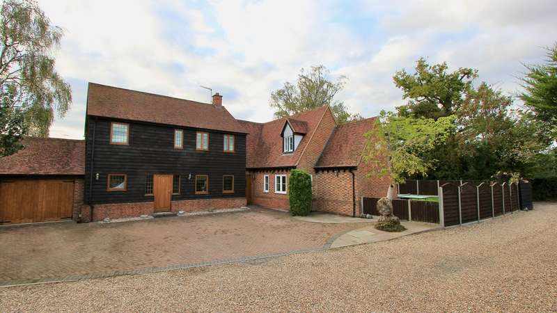 4 Bedrooms Detached House for sale in Highfield Lane, Hemel Hempstead