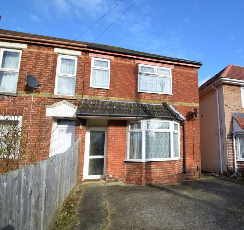 4 Bedrooms House for rent in Swaythling