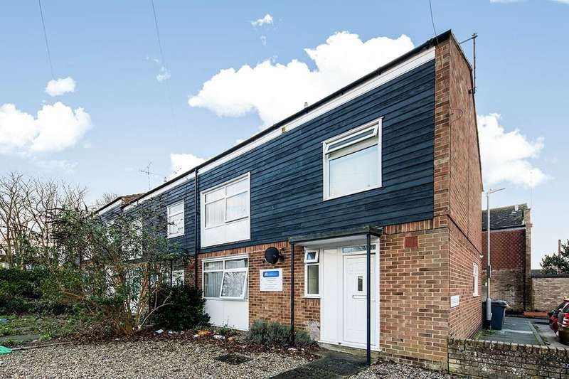 5 Bedrooms Semi Detached House for rent in Brymore Road, Canterbury, CT1
