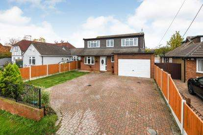 5 Bedrooms Detached House for sale in Great Burstead, Billericay, Essex