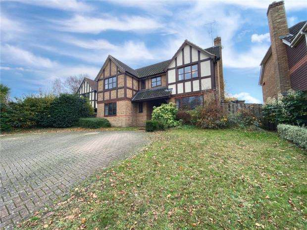 5 Bedrooms Detached House for sale in Queen Victoria Court, Farnborough, Hampshire