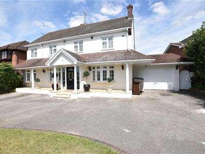 5 Bedrooms Detached House for sale in Benfleet Road, Hadleigh